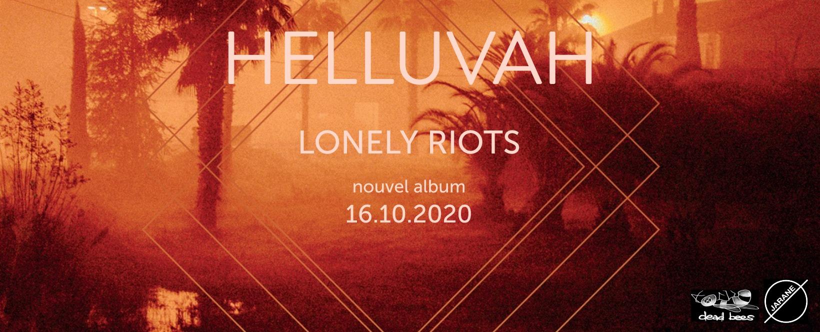 BC-352-Album - Helluvah : Destroy - Radio Galaxie 98.5FM