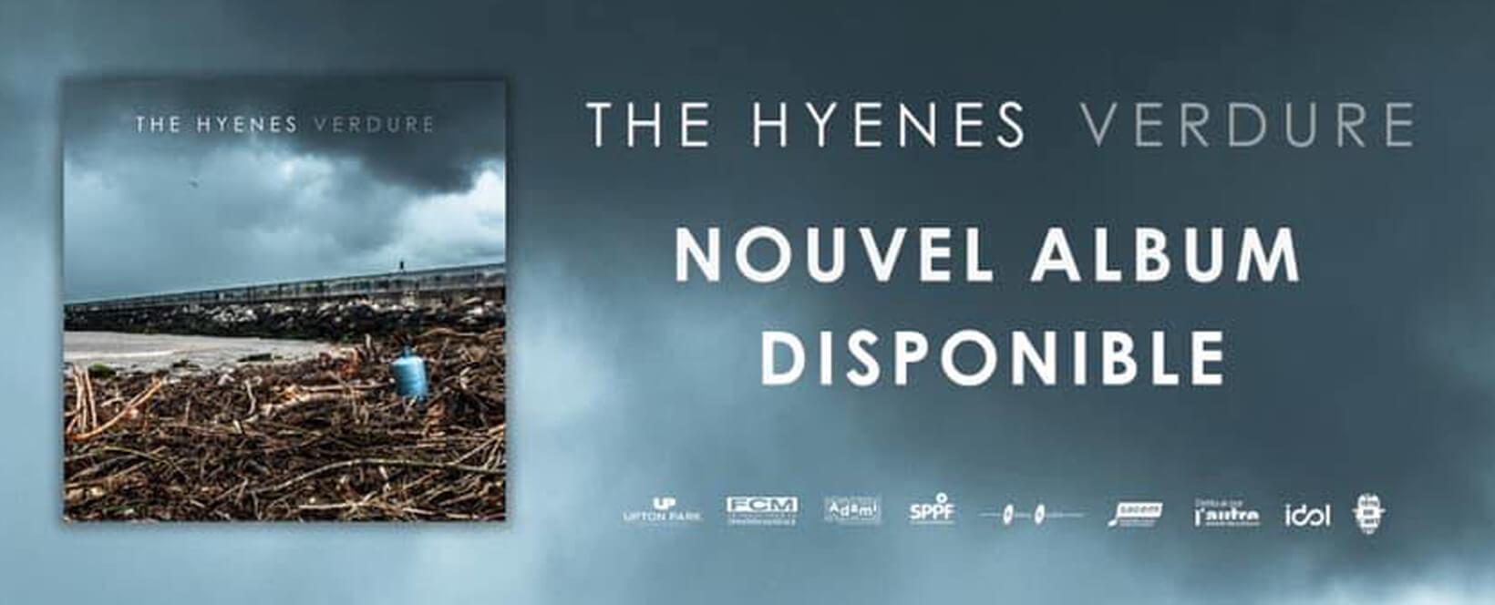 BC-359-Album - The Hyènes : Verdure - Radio Galaxie 98.5FM