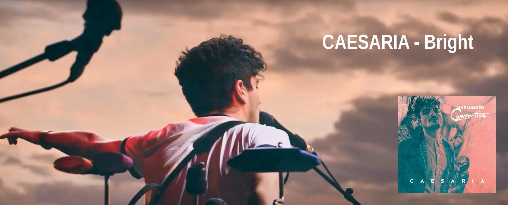 BC-361-Album - Caesaria : Bright - Radio Galaxie 98.5FM