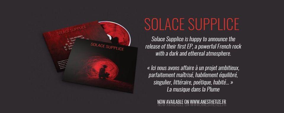BC-349-Album - Solca Supplice - Radio Galaxie 98.5FM