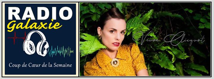Lucie Valentine - Radio Galaxie 98.5FM