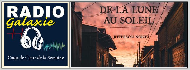 Jefferson Noizet - Radio Galaxie 98.5FM