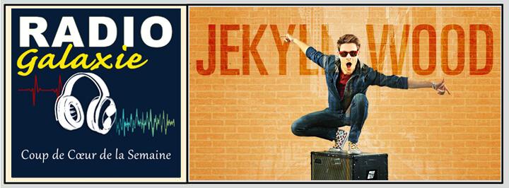 Jekyll Wood - Radio Galaxie 98.5FM