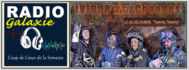 Ividub & Chandos - Radio Galaxie 98.5FM