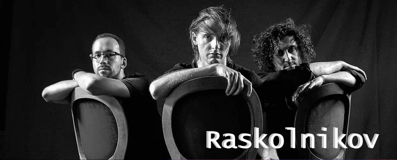 BC-367-Album - RASKOLNIKOV - Radio Galaxie 98.5FM