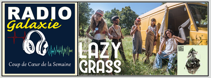 Lazy Grass String Band - Radio Galaxie 98.5FM