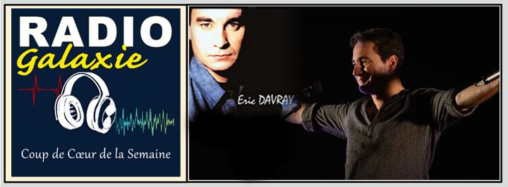 Eric Davray - Radio Galaxie 98.5FM