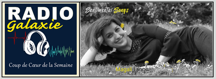 Magali Lange - Radio Galaxie 98.5FM