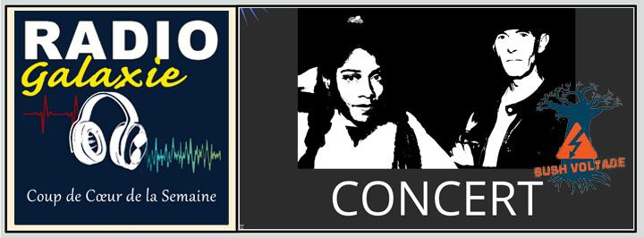 Bush Voltage - Radio Galaxie 98.5FM