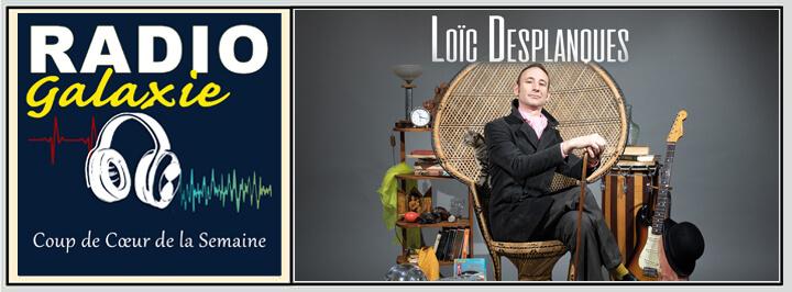 Loïc Desplanques - Radio Galaxie 98.5FM