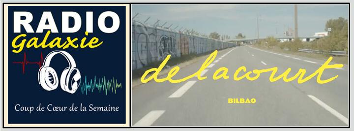 Delacourt - Radio Galaxie 98.5FM