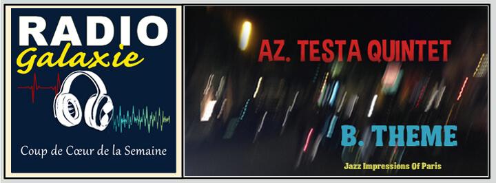 Antonio Testa - Radio Galaxie 98.5FM