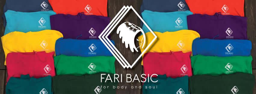 Fari Basic Tee Shirt