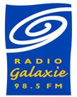 Logo Radio Galaxie 98.5 FM