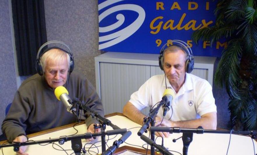 Radio Galaxie 98.5 FM - Musique - 100% Musette