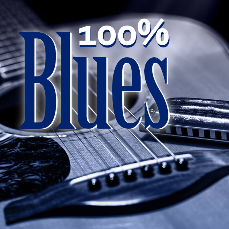 Radio Galaxie 98.5 FM - 100% Blues
