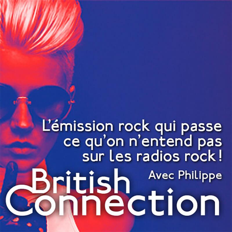 British Connection, L'Emission Rock qui passe ce qu'on n'entend pas sur les Radios Rock !