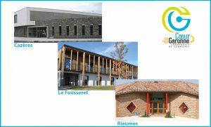 Radio Galaxie 98.5 FM - Actualités - CC Coeur de Garonne