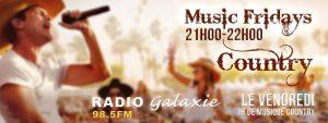 Country Club - Radio Galaxie 98.5 FM
