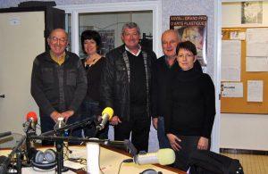 Radio Galaxie 98.5 FM - Le Bureau