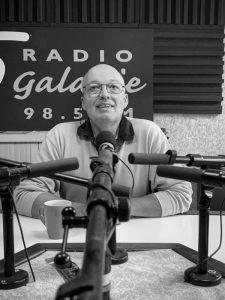 Radio Galaxie 98.5 FM - Bruno Verrier