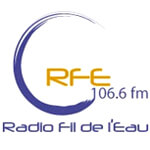 Radio Fil de l'eau partenaire de Radio Galaxie 98.5 FM