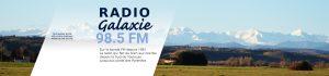 Radio Galaxie 98.5 FM - Home Slider 1