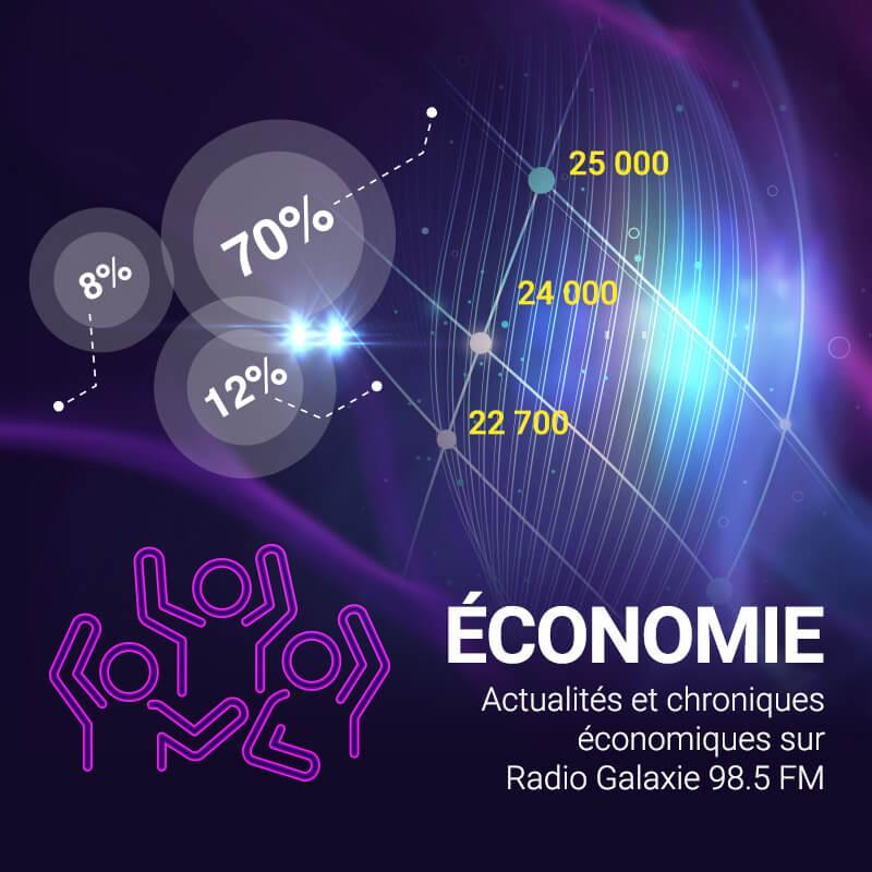 Radio Galaxie 98.5 FM - Emissions & chroniques économiques