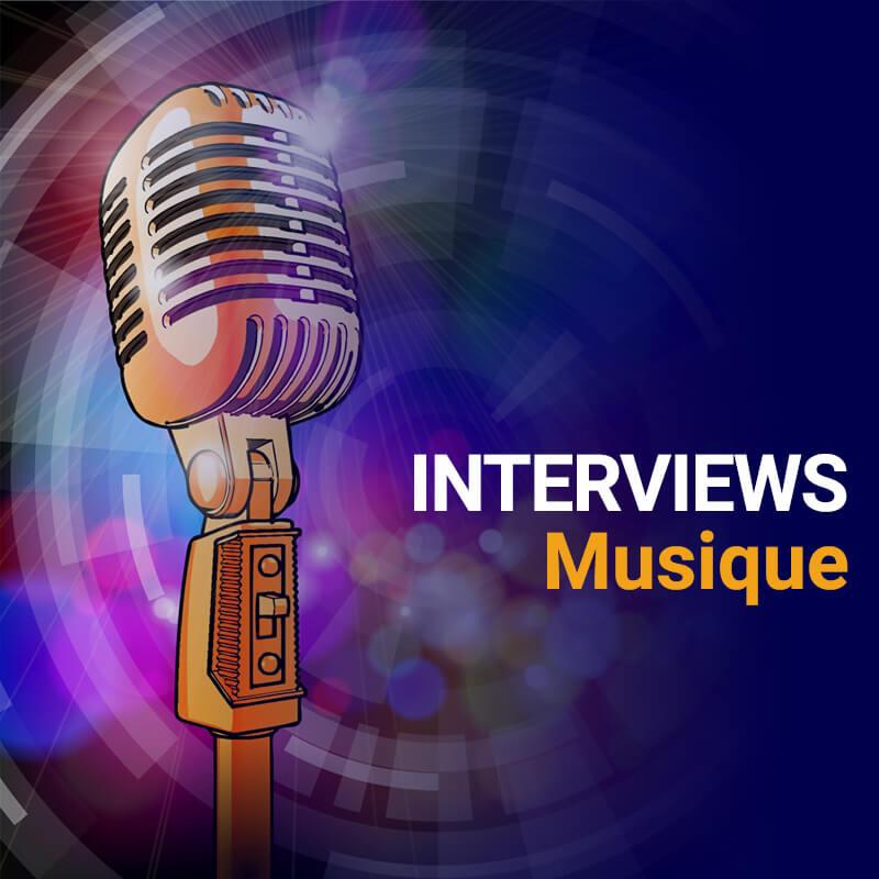 Radio Galaxie - Interviews Musique