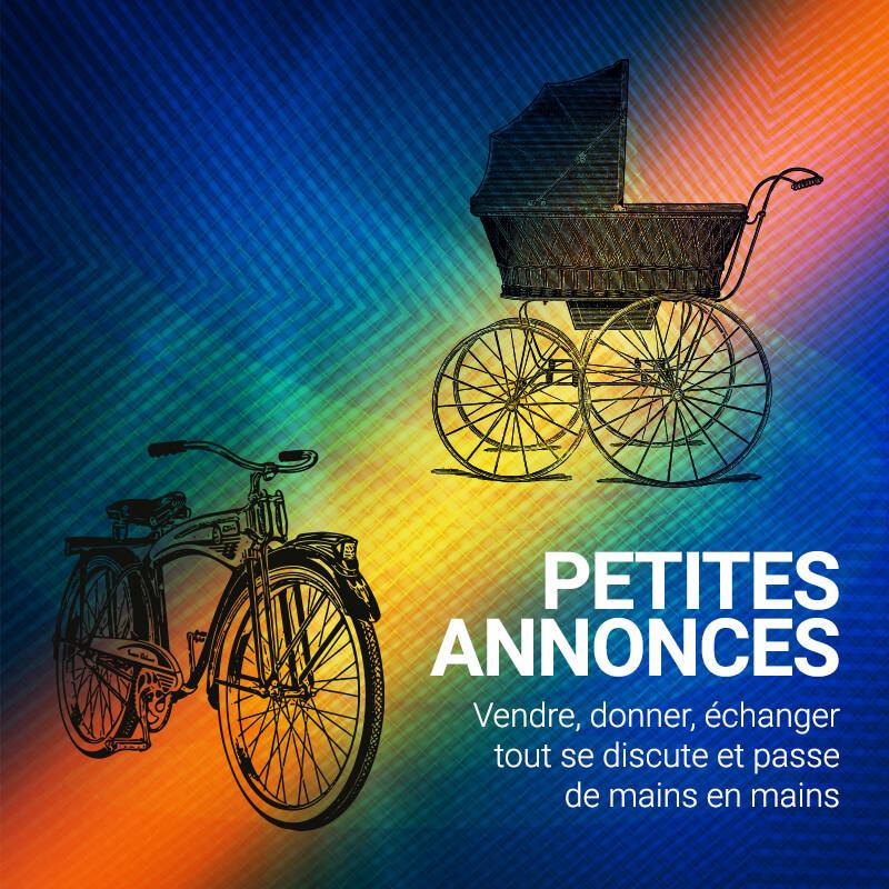 Radio Galaxie 98.5 FM - Les Petites-Annonces